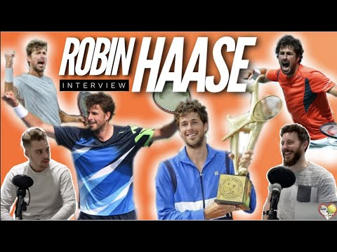 Robin Haase sharing a funny story of how he almost bluffed Murray to a win in the 2011 US Open.