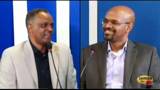 Tempo Afric TV - PART 3 Hailemichael Hailesilasse (Lingo) Memories of the struggle and Protest 1993