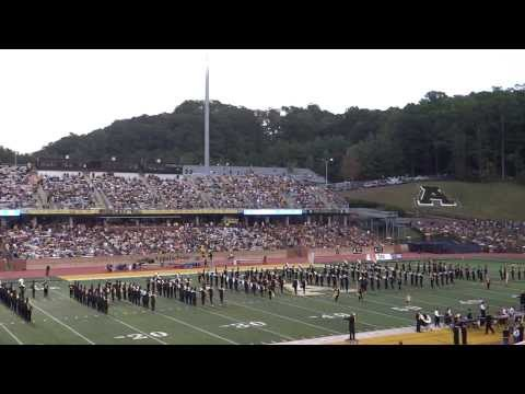 Appalachian State University Marching Mountaineers 9/7/2013