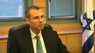 JPostTV: Coalition Chairman, Yariv Levin, on upcoming Knesset session