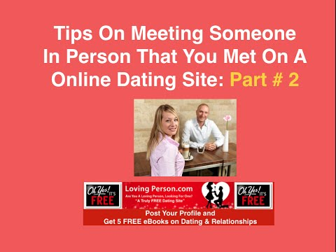 online dating meeting in person first time