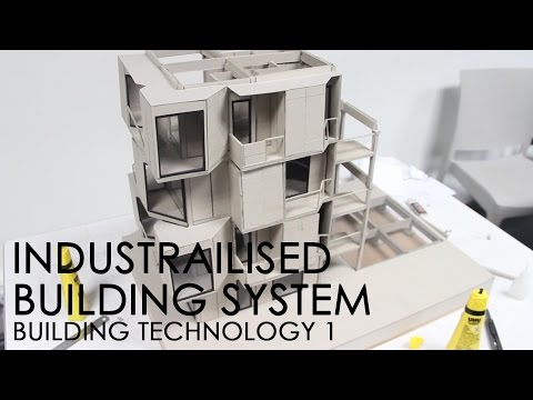 Industrailised Building System (IBS) Building Technology 1 - Project 2 Submission