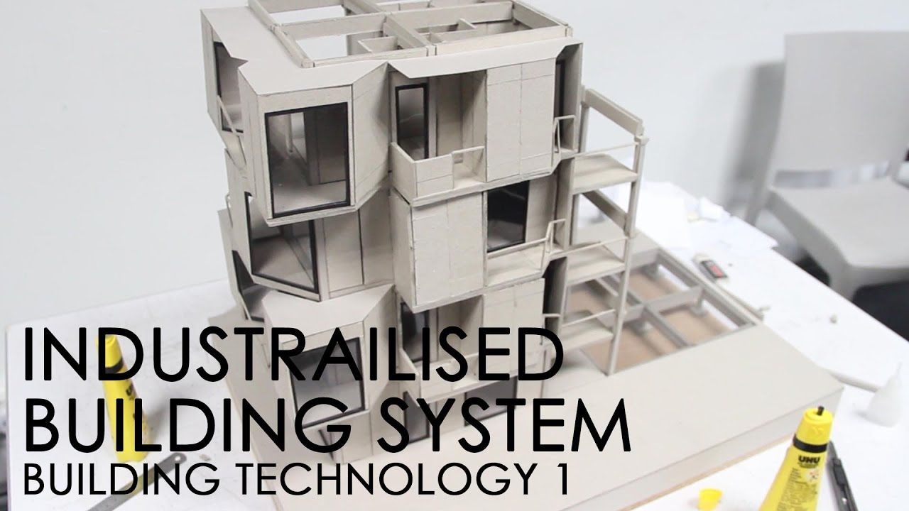 Industrial Building System Ibs In Malaysia