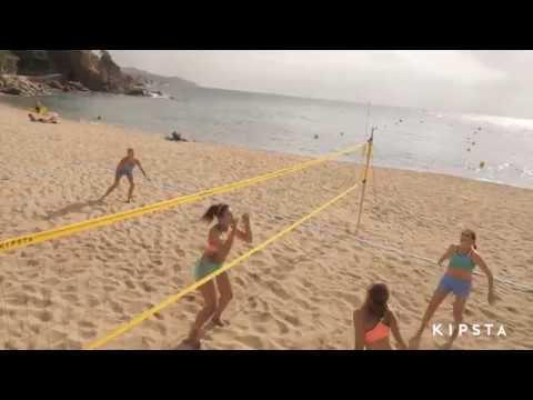 a748bf1c4 Bola de vôlei de praia BV900 homologada pela FIVB - Exclusividade Decathlon