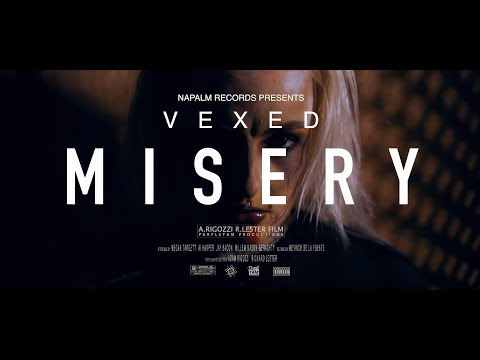 VEXED - Misery (Official Video)   Napalm Records