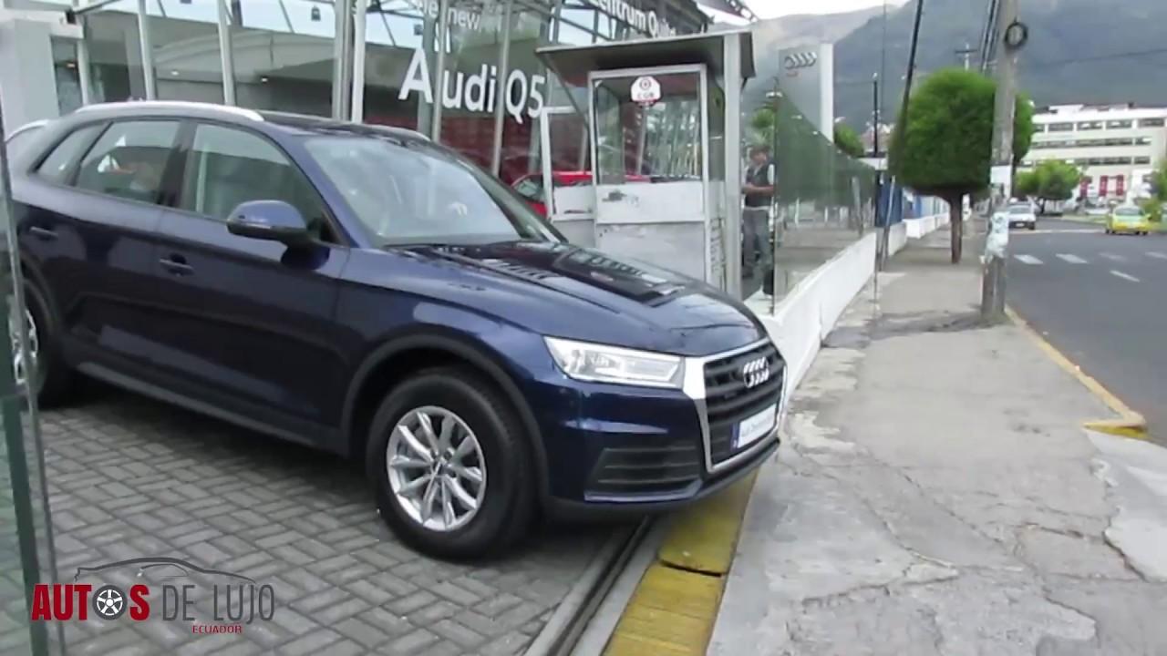Audi Q5 Review - En Espa U00f1ol