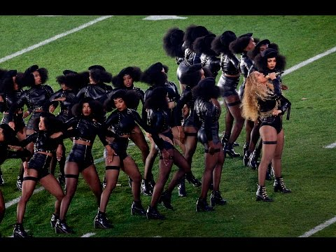 Beyoncé and the Black Panthers