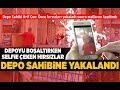 Depoyu boşaltırken selfie çeken hırsızlar depo sahibine yakalandı - Denizli Haber - HABERDENİZLİ.COM