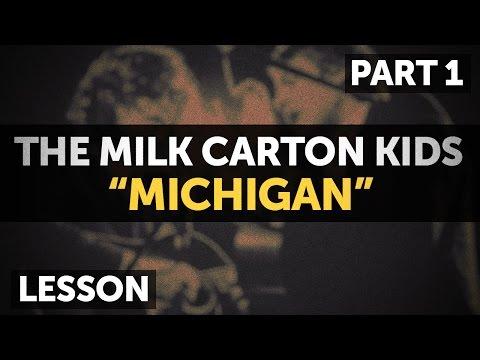 """Michigan"" by The Milk Carton Kids - Lesson (Part 1: Rhythm)"
