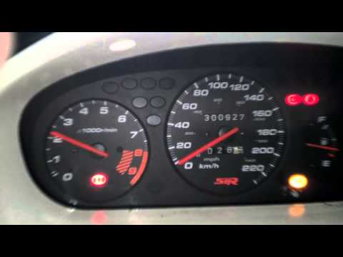Civic SIR – B16A (stock) running smoothly