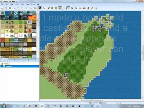 Rpg maker world map tutorial 20032000vx youtube gumiabroncs Choice Image