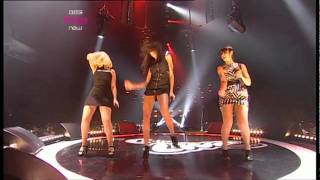 Sugababes - Get Sexy Live At BBC Radio 1 Xtra Live