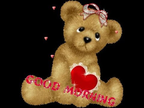Best Good Morning With Gif Teddy Bear QuotesGreetingsEcardWishesPicture Images WhatsApp Video2