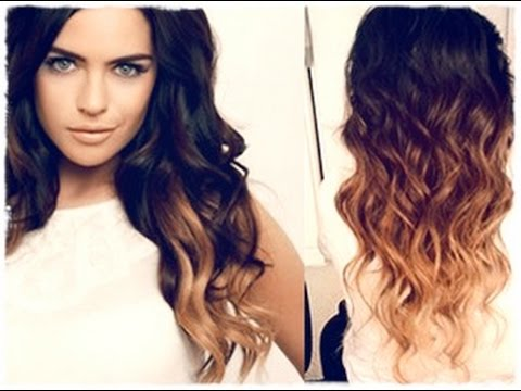 Top-25 Best Dark Hair Ombre Ideas