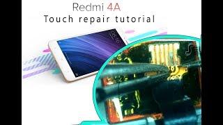 Xiaomi Redmi 4A Touch Repair Hardware Tutorial / reparação de um toque quebrado