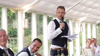Best Men Speeches - Chris Keeley Wedding 27 July 2018