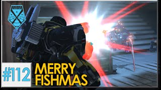 XCOM: War Within - Live and Impossible S2 #112: Merry Fishmas