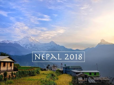 NEPAL 2018 - Land of the great Himalayas
