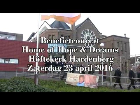 Benefietconcert Home of Hope & Dreams