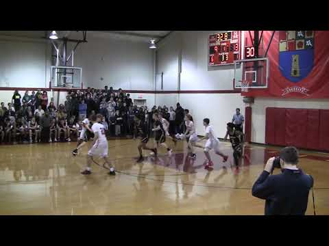 Avalon School vs The Heights School 12-11-2018