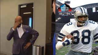 RAW Drew Pearson Finally Making Hall Of Fame After 33 Years Tears Of Joy