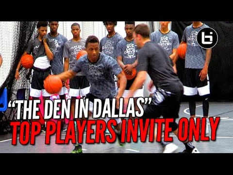 """Den In Dallas Only Top Players Allowed! Tyler Relph Elite Skills Session."