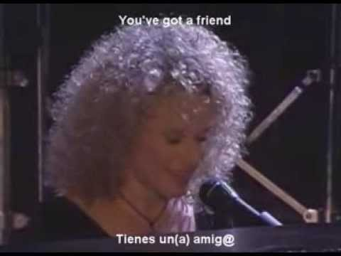 You've got a friend - Carole King (Subtitulos Español/Inglés)