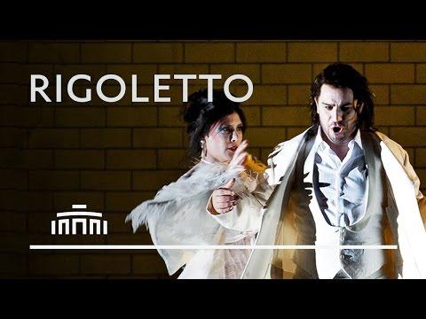 Verdi's La donna è mobile (Rigoletto) by Saimir Pirgu