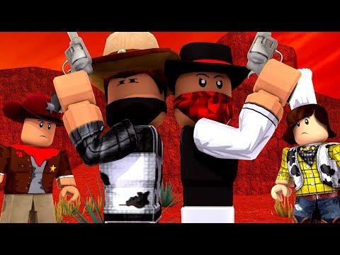 ROBLOX SAD WESTERN MOVIE - Phantom Of The West