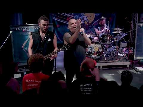 BLAZE BAYLEY : Virus (OFFICIAL VIDEO)