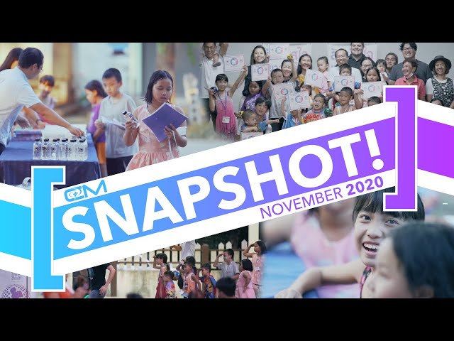Snapshot / November 2020 / Thai kids program! (Bambalelah!)