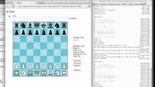 Programming A Chess Engine In Pure Javascript Part 63 - More Buttons and End Of Series