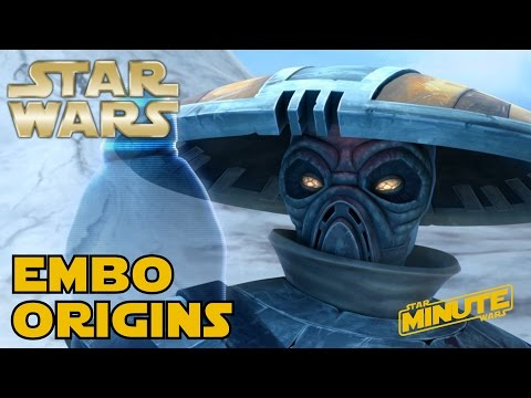 Embo the Bounty Hunter (Canon) - Star Wars Explained