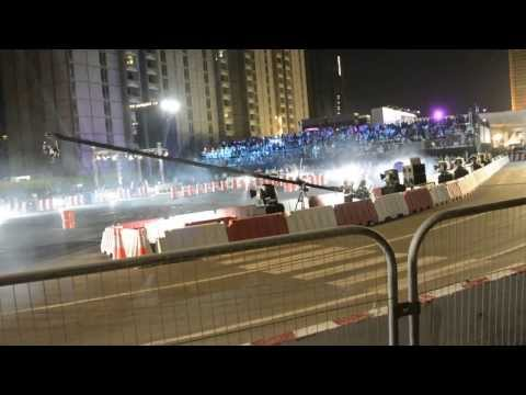 Red Bull Car Park Drift Regional Finals in Dubai 1 - Winner Jad Himo Travel Video
