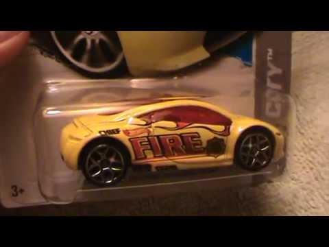Mitsubishi Eclipse Concept Car Hw City Hot Wheels Youtube