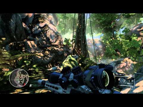 Sniper Ghost Warrior 2   Demo Gameplay 1080p