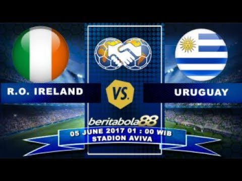 #Friendly International  2017 - Ireland vs Uruguay full match (HD)