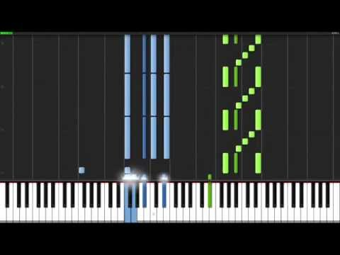 Once Upon A Dream - The Sleeping Beauty [Piano Tutorial] (Synthesia)