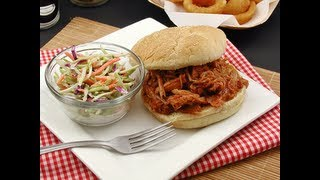 Tarheel Pulled Pork And Coleslaw: A Copycat Recipe