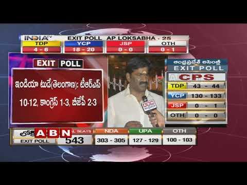 Tirupati People Opinion On Lagadapati Survey Results | AP Elections 2019 | ABN Telugu