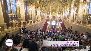 Tízéves lett a Pápai Missziós Művek