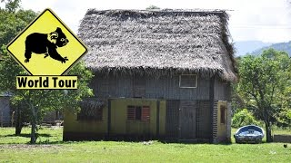 Voyage au Honduras Tela, département d'Atlántida Maryse & Dany © Youtube