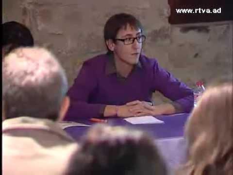 Reunió de poble a la Casa Pairal Quim Dolsa