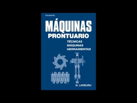 Descargar Maquinas-prontuario-tecnicas-maquinas-herramientas-N.Larburu.PDF