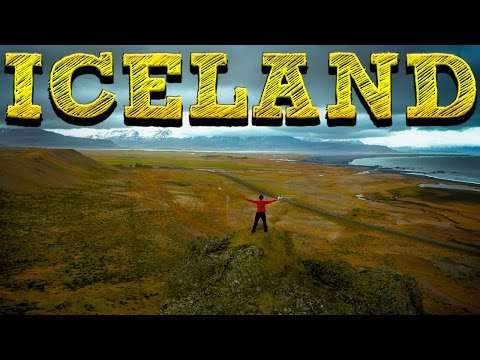 ICELAND w/ DRONES  |  Road Trip 2016  |   4K