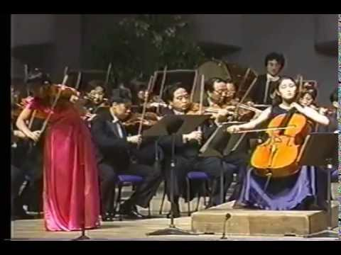 Sarah Chang - Brahms Double Concerto op. 102