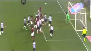 Seydou Keita Goal AS Roma vs Juventus 1 1 02 03 2015