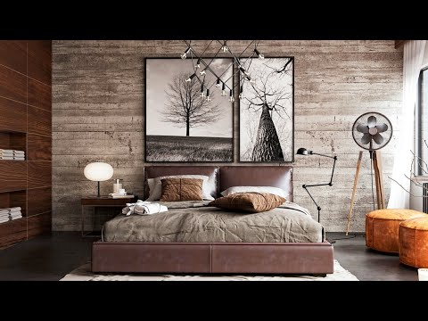 Minimalist Bedroom Design Ideas 2021 Interior Decor Designs Youtube