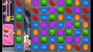 Candy Crush Saga Level 221 NEW VERSION