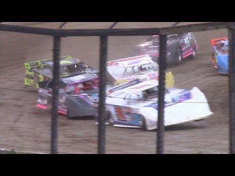 RUSH Crate Late Model B-Main | Eriez Speedway | 6-2-19
